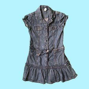 GAP Kids Denim Dress